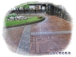 Stamped and Decorative Concrete